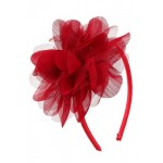 Mesh Flower Headband