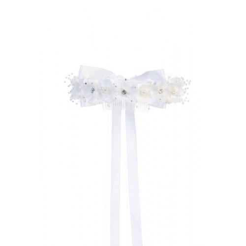 Gem Pearl Flower Crown