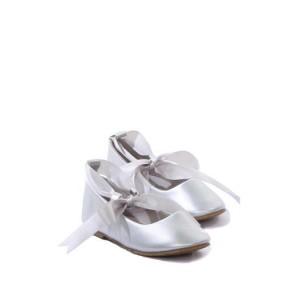 Shoes w/ Ribbon Tie
