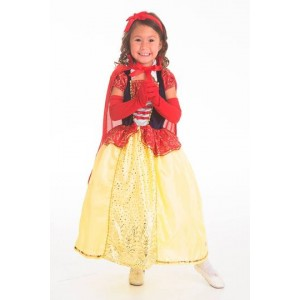 Red Princess Gloves