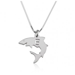 Baby Shark Necklace