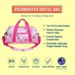 Magical Unicorns Overnighter Duffel Bag